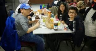 Veliler Birliği ile Kuran Kursun'daki gençlerin aileleri ile Kahvaltı Proğramı