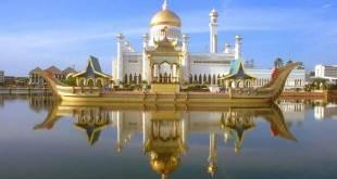 Sultan Omar Ali Saifuddin Camii Brunei